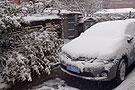 实拍2012长春第一场雪