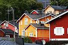 芬兰童话小镇波尔沃