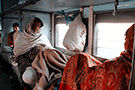 传说中的印度火车啥样