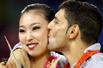 北京奥运最激情的十大热吻(组图)