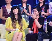 张惠妹含泪为白血病歌迷祈福