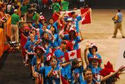 09DI全球总决赛开幕式(二)