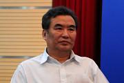中国作协党组书记、副主席李冰