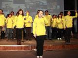 4组(北京)合唱《北京欢迎你》