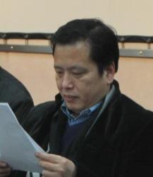 著名评论家 李敬泽