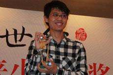 大赛获奖作者庄汉波
