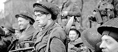 圣诞节与二战英军