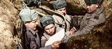 二战中的苏军