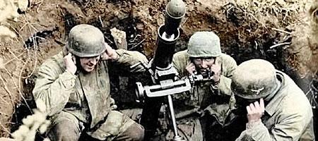 二战中德军与圣诞节