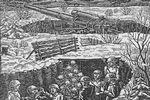 描绘战壕里的圣诞节