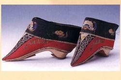 民国鞋履多样化