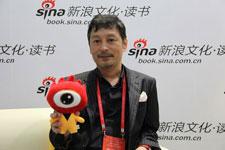 岛田雅彦谈手机小说《徒然王子》视频