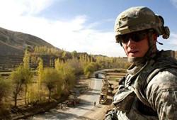 阿富汗战争