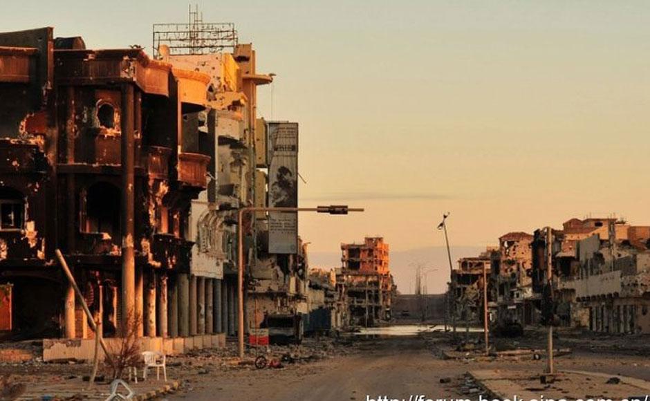 利比亚战事:小规模战争依然酿造地狱