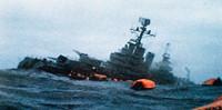 英军发难:贝尔格拉诺将军号的沉没