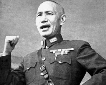 蒋介石对子弹、刀子、炸弹堆积出的特务领域情有独钟