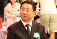 内蒙古自治区外宣办主任白玉刚在开幕式上