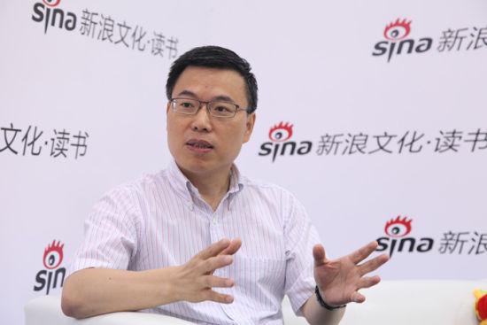 上海新闻出版局局长方世忠谈上海书展