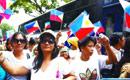 菲发动五千人全球反华示威 中国游客反增