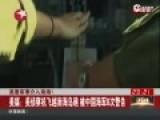 美机飞越南海岛礁 中国海军用英语8次喊话警告