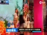 现场:泰国变性人选美大赛 选手个个性感妖娆