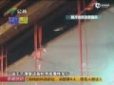 广州闹市区现3米长眼镜王蛇 捕捉时凶猛乱咬