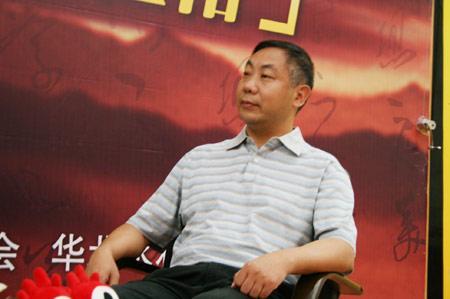 《大国医》与中医文化座谈会嘉宾、河南省洛阳正骨医院院长杜天信先生