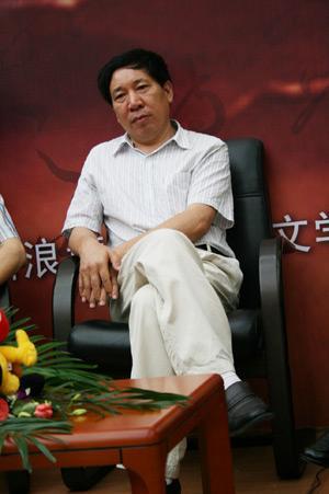 """""""论河南文化溯中国性格""""嘉宾:阎连科"""