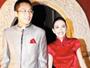 刘烨和他的法国妻子