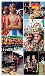 台湾少数民族的14个族群