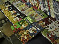 香泉小学图书室里的扬帆图书