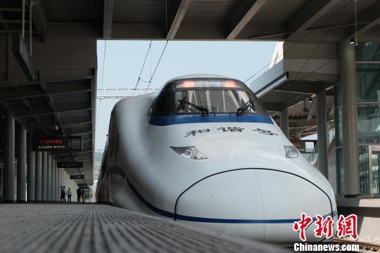 西成客专全线3日进入联调联试阶段