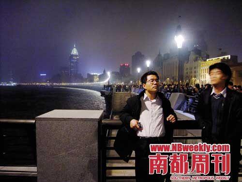 上海滩过去是,现在仍是许多年轻人的目的地。