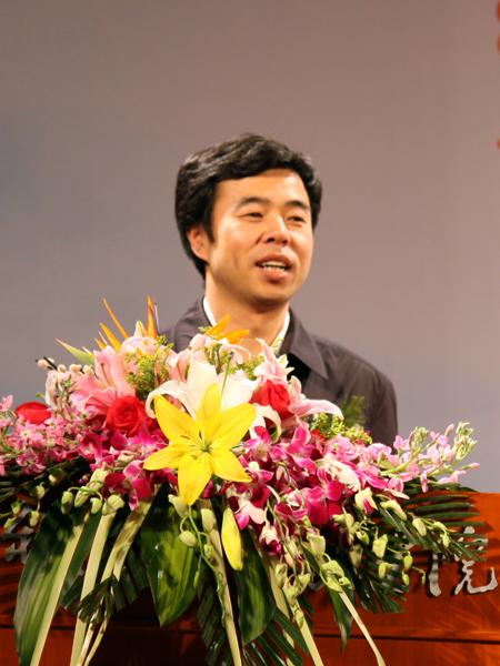 共青团中央学校部副部长杨松