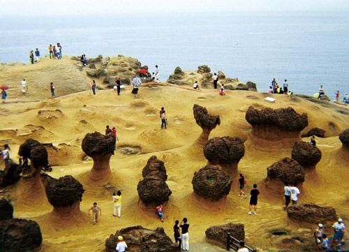 台湾北海岸:冲绳以南的美丽传说(组图)