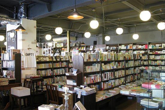 日本京都,惠文社书店