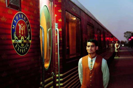 印度王公快车 Maharaja's