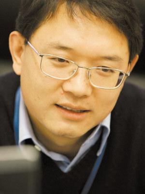 原交银施罗德基金公司投资总监、上海重阳投资合伙人李旭利 (资料图)