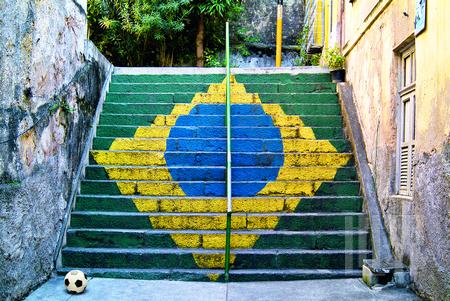 巴西足球无处不在
