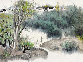 广州艺术品最高拍出3220万