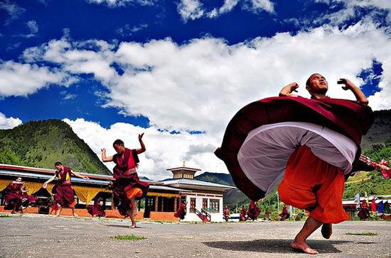 不丹徒步旅行