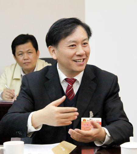 海南省人民政府副省长、中共三亚市委书记姜斯宪。