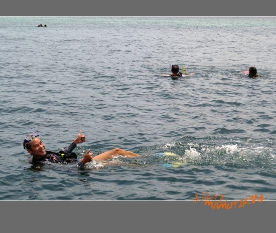 潜水爱好者的天堂