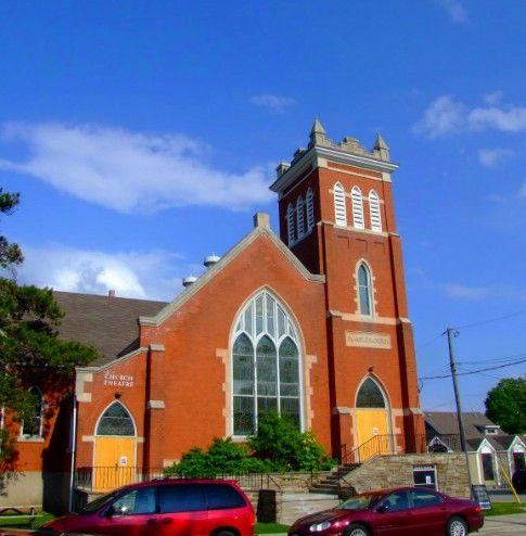 大隐于天地间的田园小镇―圣雅各布斯小镇