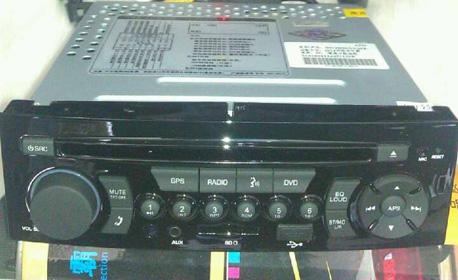 DVD导航系统