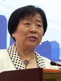全国人大财经委副主任委员吴晓灵