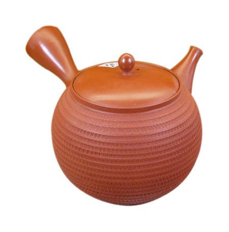 图3-常滑朱泥急须(煎茶壶)