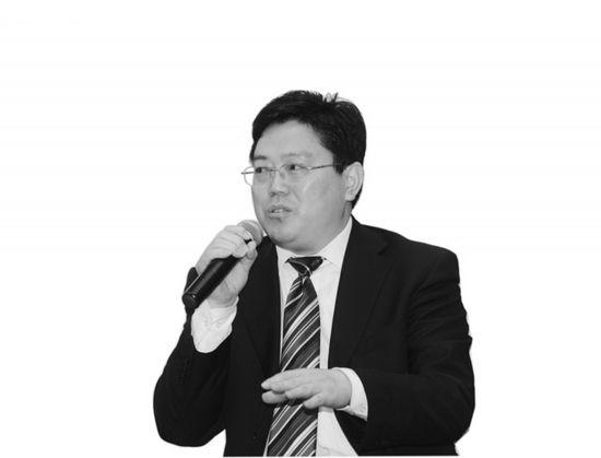"""马鞍山市常务副市长魏尧畅谈""""双城""""共赢。记者张洪金/摄"""