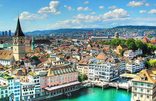 高福利国家,瑞士