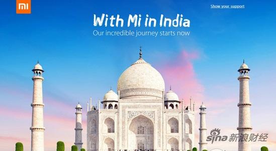 小米入印度,国机升级?